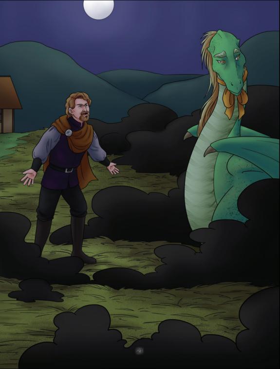 Dragon's Breath slide 4