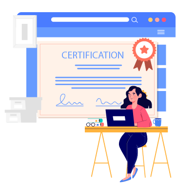You Stay In Control Of Your Digital Certification Program
