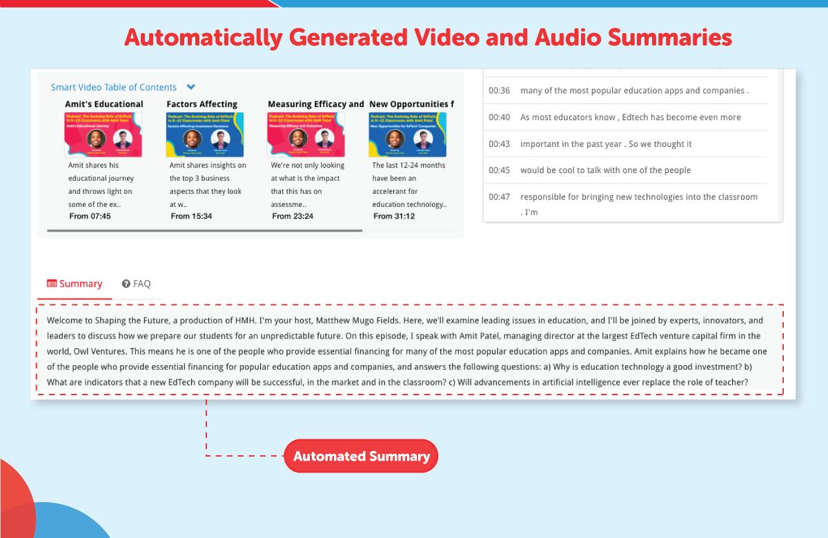 video and Audio Generator