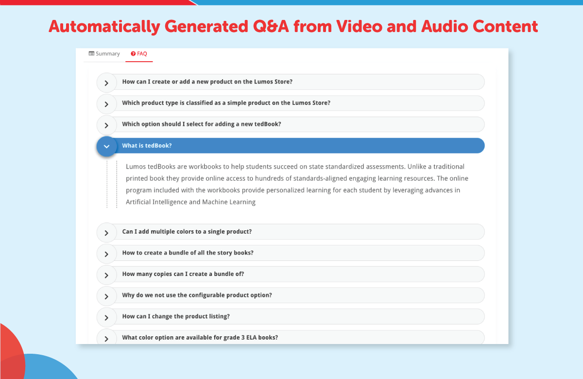 Q&A Generator
